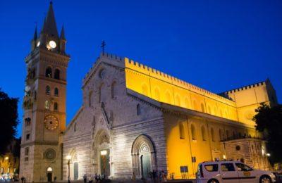 Il Duomo di  Messina