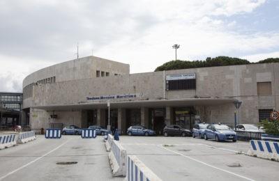 La Stazione Marittima di Messina